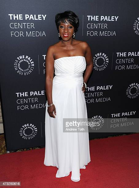 Cheryl Wills attends A Tribute To AfricanAmerican Achievements In Television hosted by The Paley Center For Media at Cipriani Wall Street on May 13...