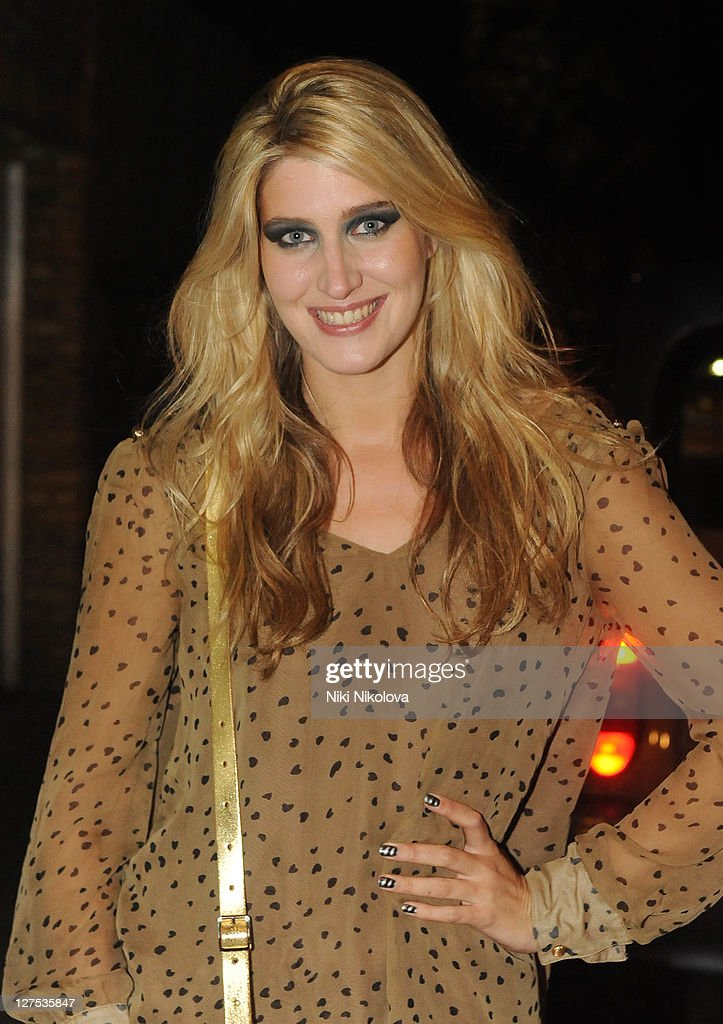 Cheska Hull attends Catwalk @ Kings Road at beaufort house on September 28, 2011 in London, England.
