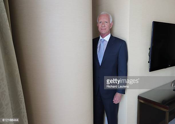 TORONTO ON SEPTEMBER 2 Chesley 'Sully' Sullenberger the hero pilot who safely landed a stricken jet on New York's Hudson River in 2009 is the subject...
