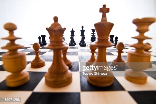 Chess board : Stock Photo