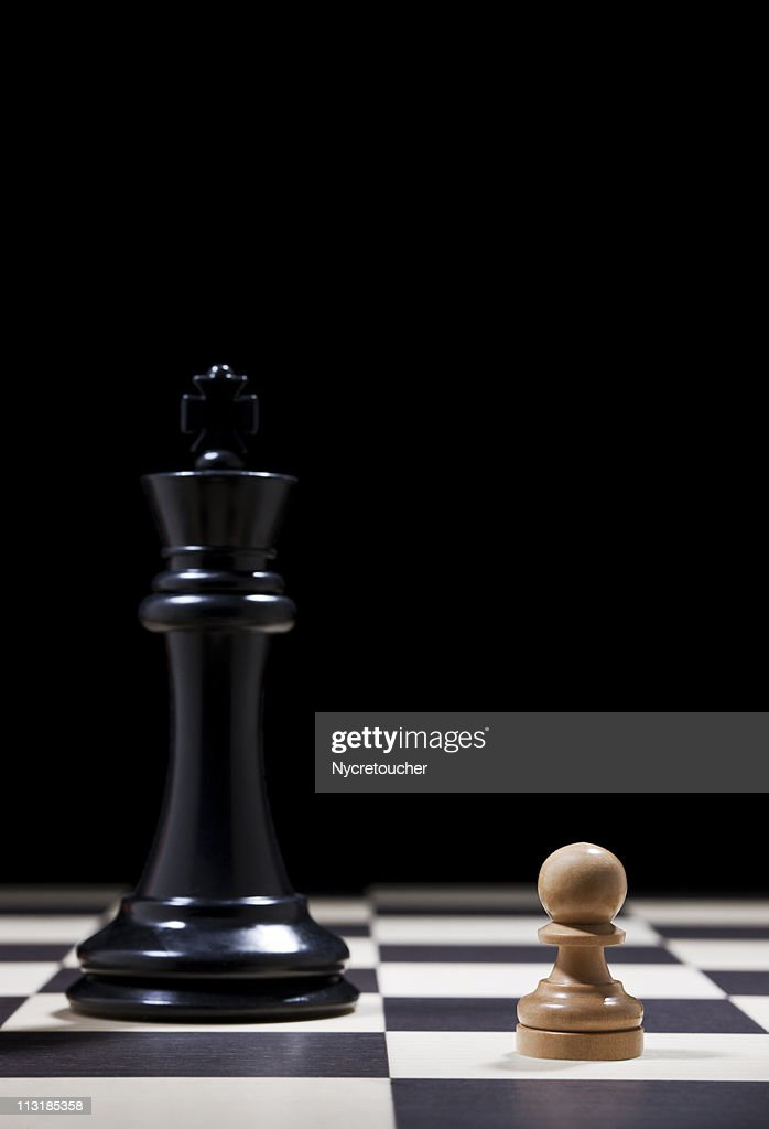 Chess concepts : Stock Photo