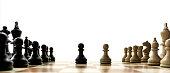 chess game- panorama