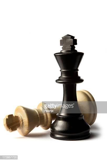 Schach: Mit King-Size-Bett auf