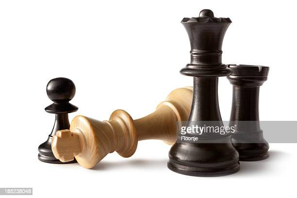 Chess: King, Queen, Pawn and Rook