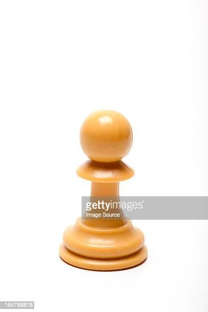 Chess pawn piece