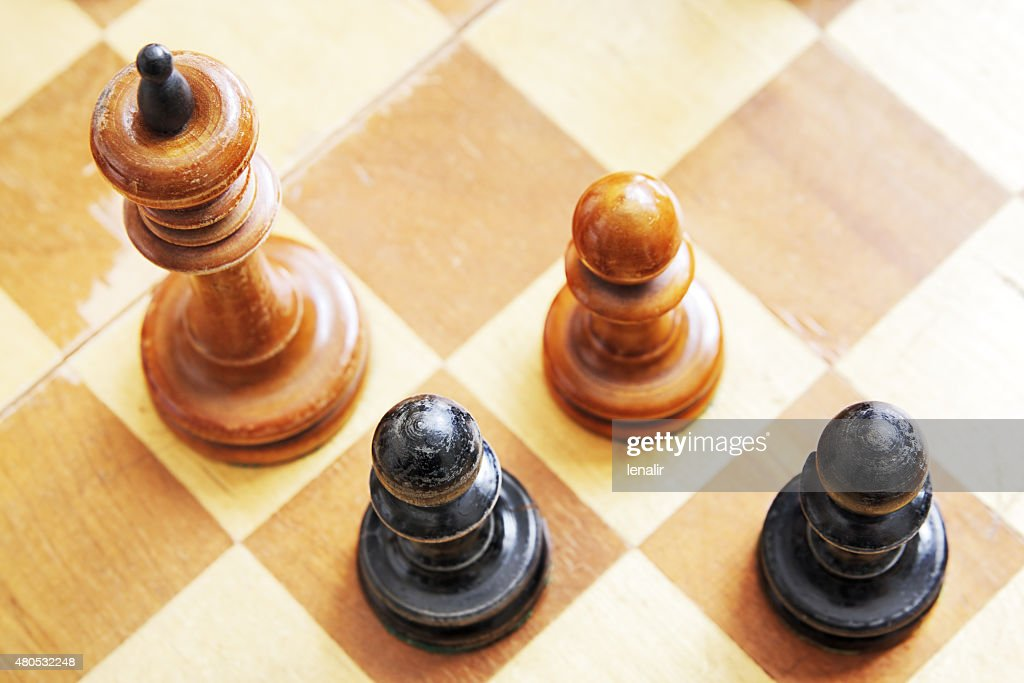 Schach : Stock-Foto