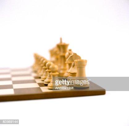 Chess pieces : Stock Photo