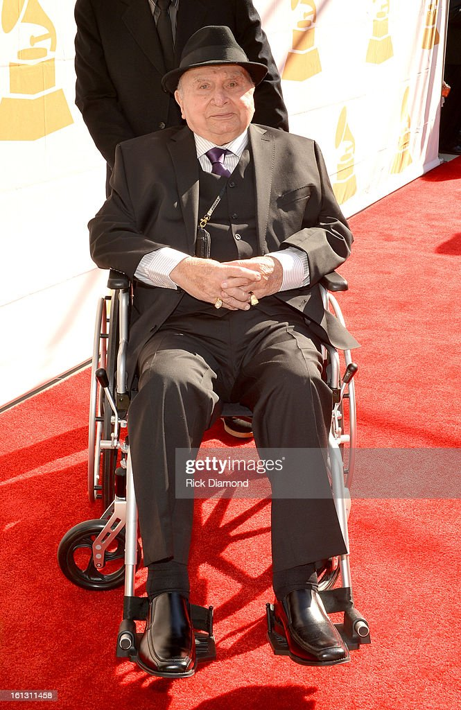 Chess Records Co-Founder Phil Chess attends the Special Merit Awards Ceremony during the 55th Annual GRAMMY Awards at the Wilshire Ebell Theater on February 9, 2013 in Los Angeles, California.