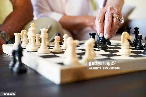 Chess takes skill...
