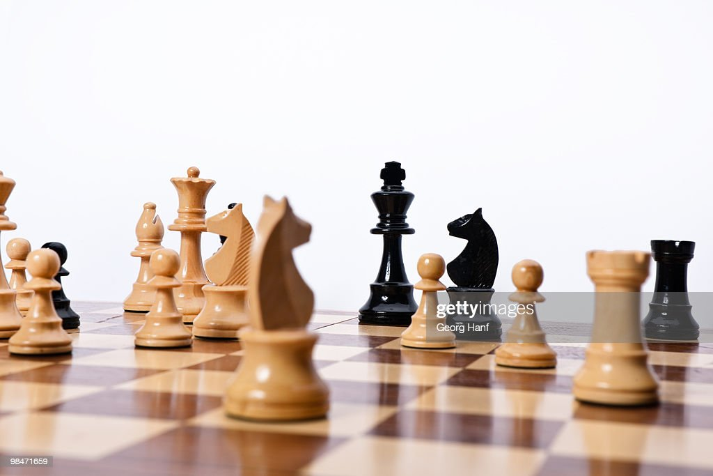 Chessboard : Stock Photo