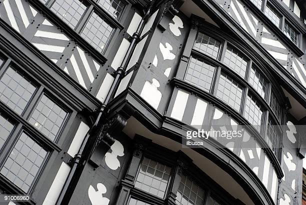 Chester arquitectura