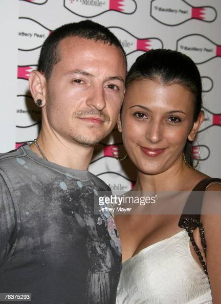 Chester Bennington of Linkin Park...