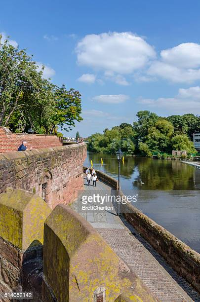 Chester Castle Walls