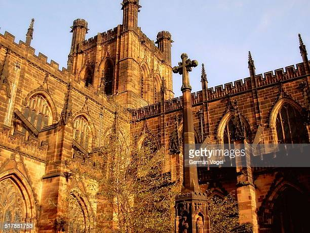 Chester Church of England cathedral