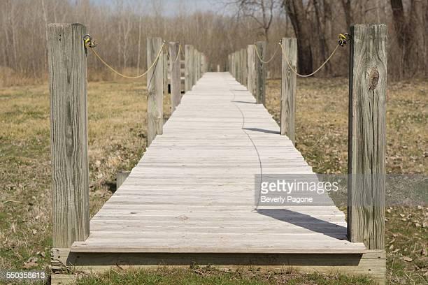 Chesterfield, Missouri Boardwalk; Missouri River