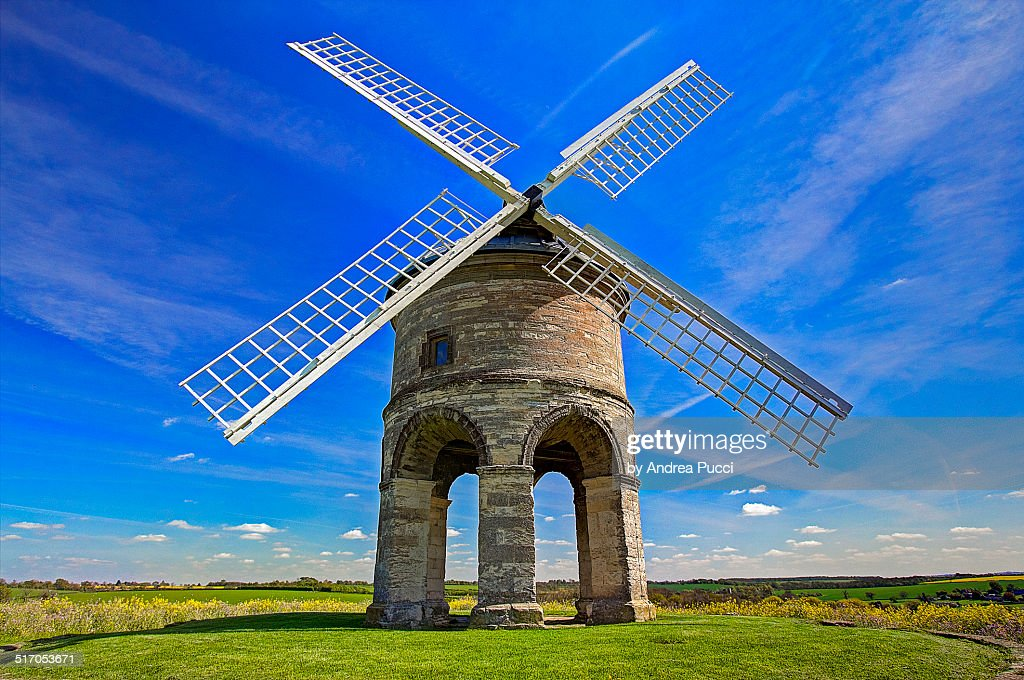 Chesterton Windmill, England