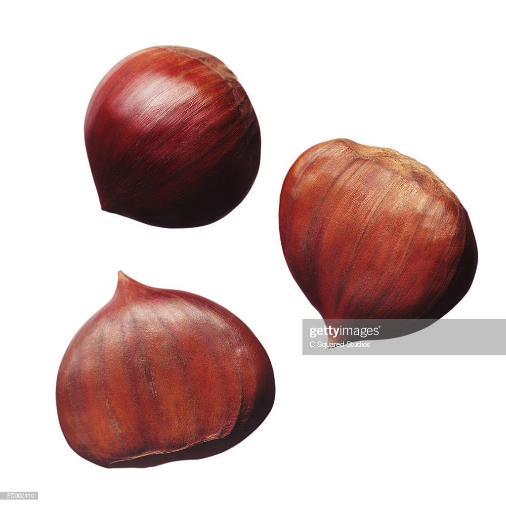 Chestnuts : Stock Photo