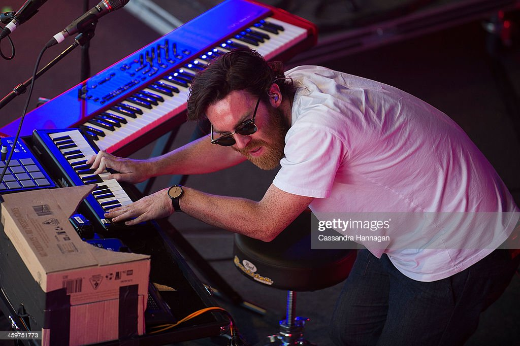 <a gi-track='captionPersonalityLinkClicked' href=/galleries/search?phrase=Chet+Faker&family=editorial&specificpeople=9530330 ng-click='$event.stopPropagation()'>Chet Faker</a> performs on stage during Falls Festival on December 30, 2013 in Lorne, Australia.