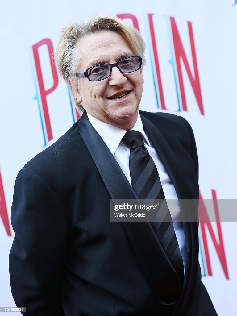 USA Pippin Opening Night Arrivals