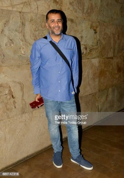 Chetan Bhagat during the screening of film Half Girlfriend in Mumbai