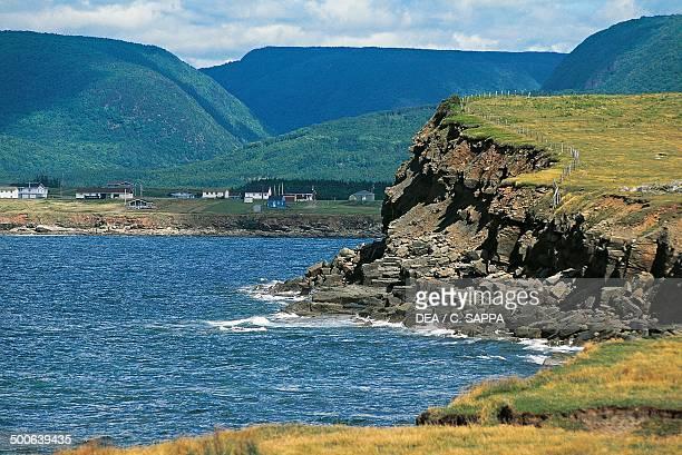 Cheticamp Cape Breton Highlands National Park Nova Scotia Canada