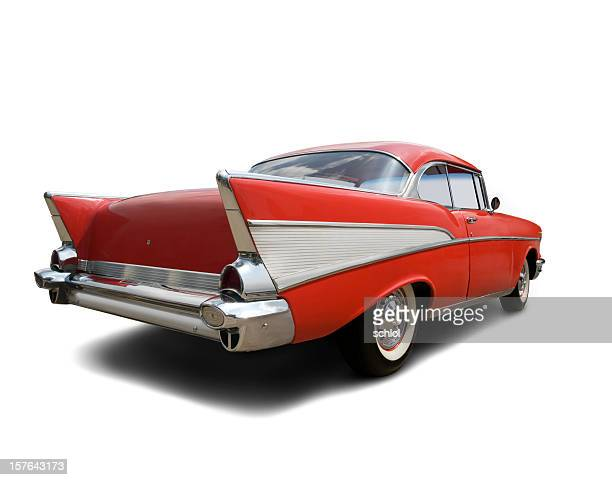 Chevrolet Bel Air 1957 - Rear View