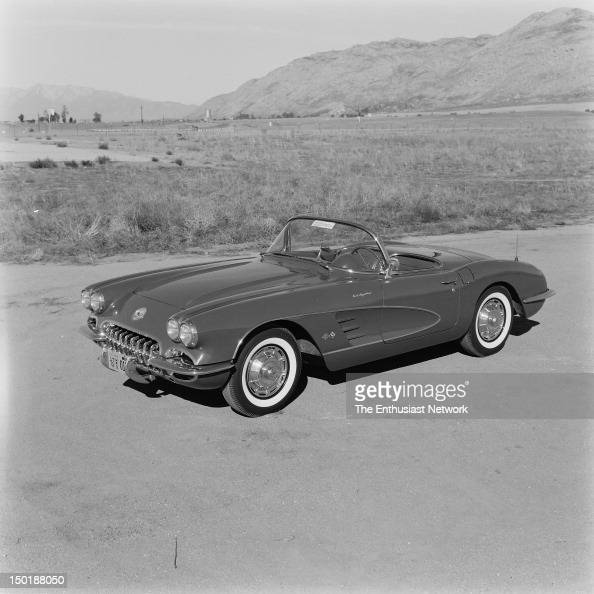 1959 Chevrolet Corvette Road Test Pictures Getty Images