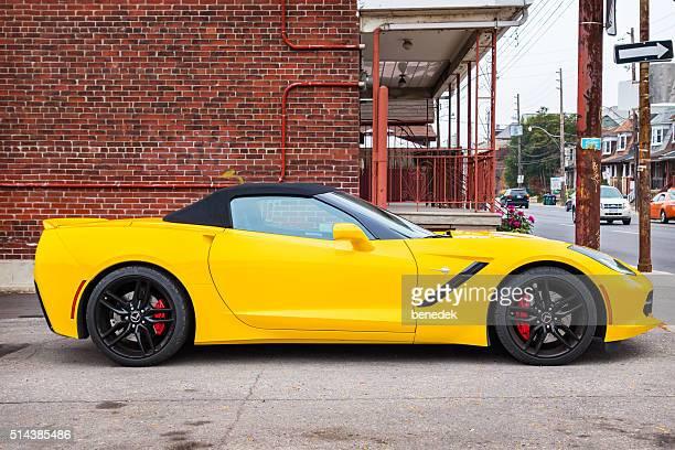 Chevrolet Corvette Stingray C7 Convertible