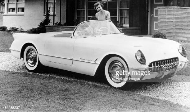 Chevrolet Corvette The Chevrolet Corvette first appeared in 1953 and was designed to show that General Motors could compete in the sports car market...