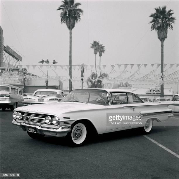 Chevrolet Impala Sport Coupe 2Door Hardtop at new car dealer in Hollywood California