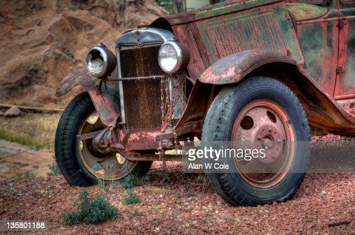 Chevrolet Relick : Stock Photo