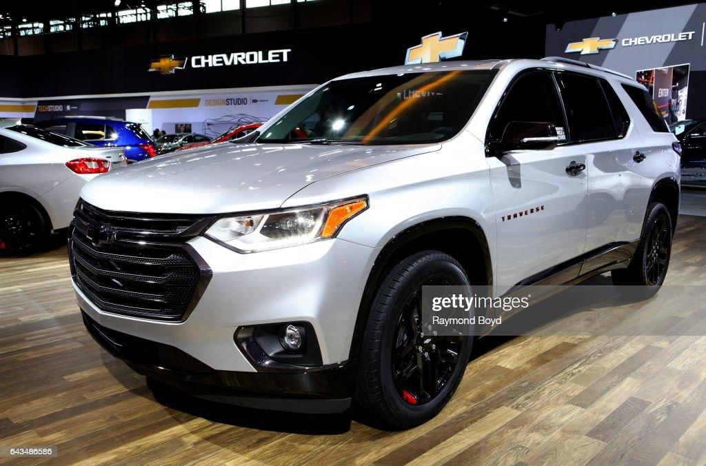 2018 Chevrolet Traverse Redline Fine 2018 Chevrolet