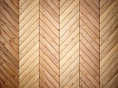 chevron wooden floor tiles