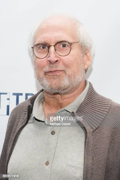 Chevy Chase attends the 20th Anniversary Screening Of 'Wag The Dog' at 92nd Street Y on December 4 2017 in New York City