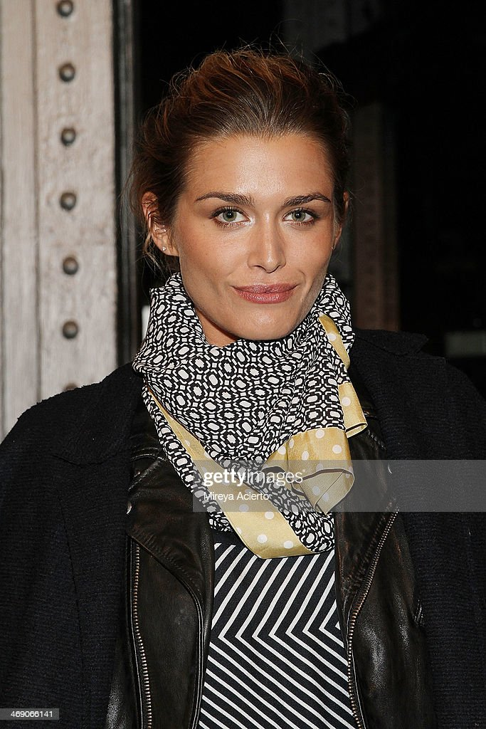 <a gi-track='captionPersonalityLinkClicked' href=/galleries/search?phrase=Cheyenne+Tozzi&family=editorial&specificpeople=220384 ng-click='$event.stopPropagation()'>Cheyenne Tozzi</a> attends the Sass & Bide fashion show during Mercedes-Benz Fashion Week Fall 2014 at The Waterfront on February 12, 2014 in New York City.