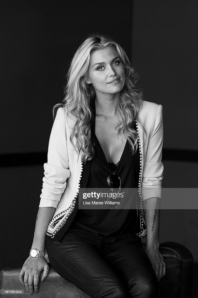 <a gi-track='captionPersonalityLinkClicked' href=/galleries/search?phrase=Cheyenne+Tozzi&family=editorial&specificpeople=220384 ng-click='$event.stopPropagation()'>Cheyenne Tozzi</a> poses during the COSMO 40 Years Celebration Lunch at Otto Ristorante on April 23, 2013 in Sydney, Australia.