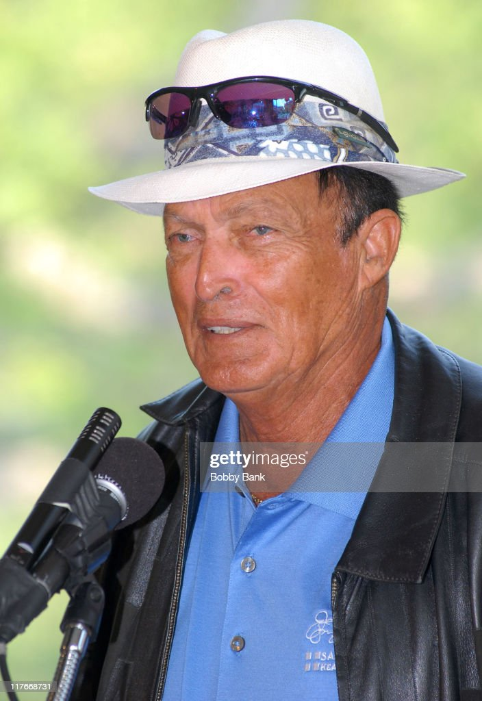 Chi Chi Rodriguez during Joe Pesci's 6th Annual Celebrity Skins Game to Benefit Saint Barnabas Health Care System at Florham Park in Florham Park, New Jersey, United States.