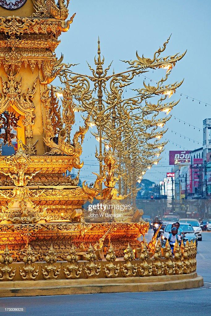 Chiang Rai Clock Tower, Thailand