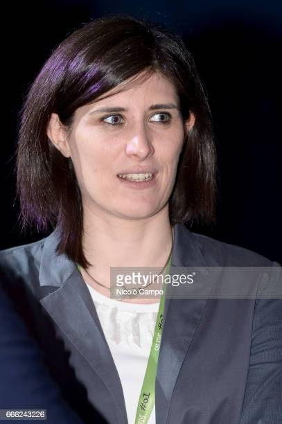 Chiara Appendino mayor of Turin attends the event SUM organized by the association Gianroberto Casaleggio Gianroberto Casaleggio was a cofounder of...