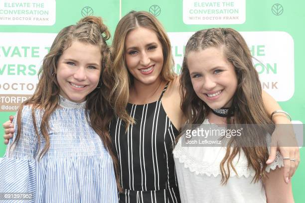 Chiara D'AmbrosioMolline Boddy and Bianca D'Ambrosio are seen at the DoctorFrankcom Memorial Day Yacht Cruise on May 29 in Marina del Rey California...