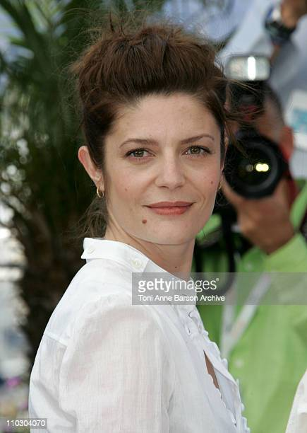 Chiara Mastroianni during 2007 Cannes Film Festival 'Les Chansons d'Amour' Photocall at Palais des Festival in Cannes France