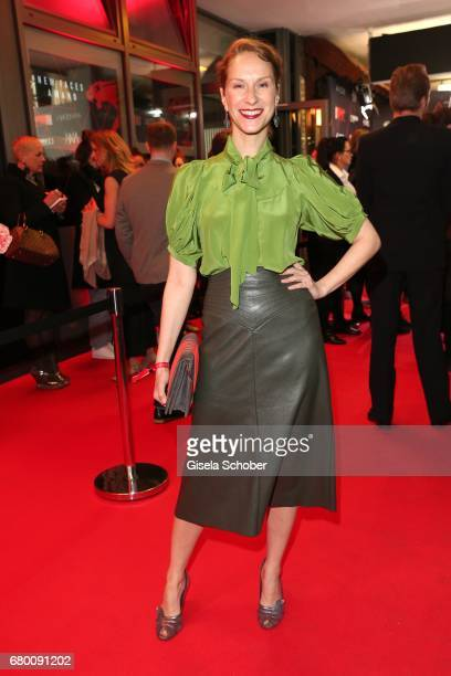 Chiara Schoras during the New Faces Award Film at Haus Ungarn on April 27 2017 in Berlin Germany