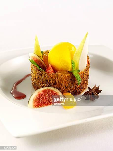 chic dessert