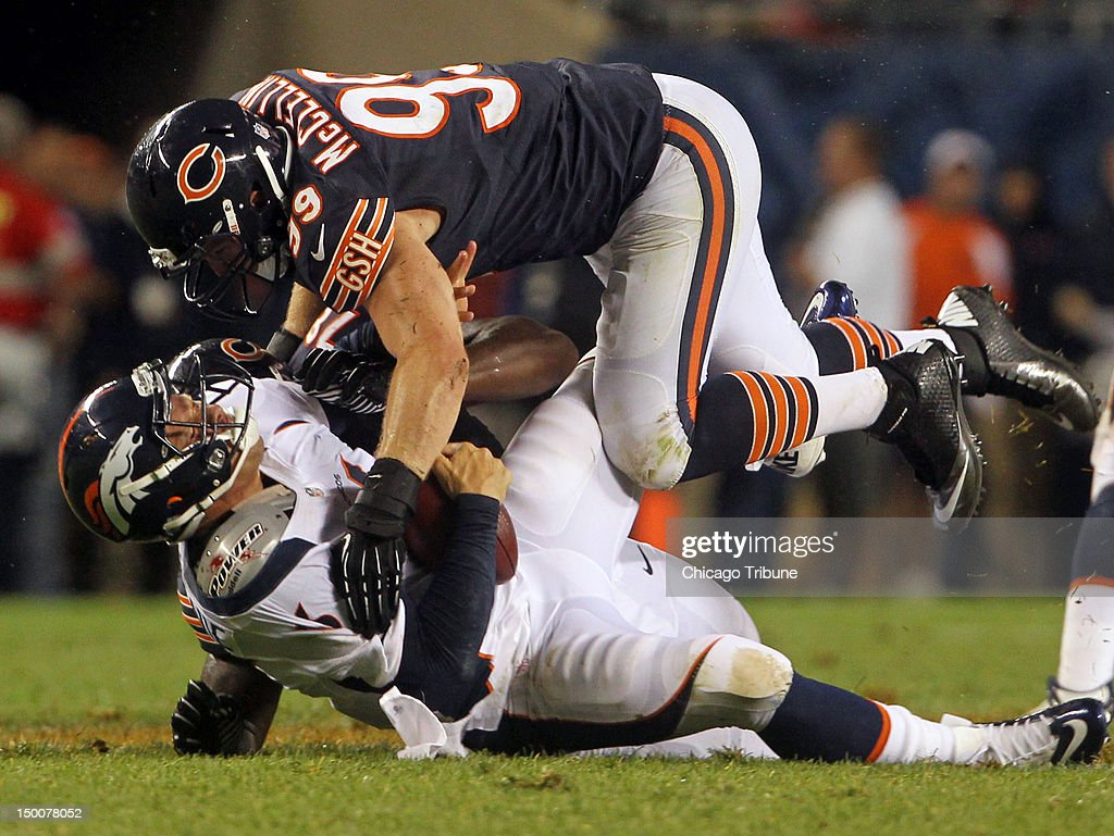 e3f72beb60bd ... Jersey Marine 2145809Mv Chicago Bears defensive end Shea McClellin (99)  is called for a hit to the ...