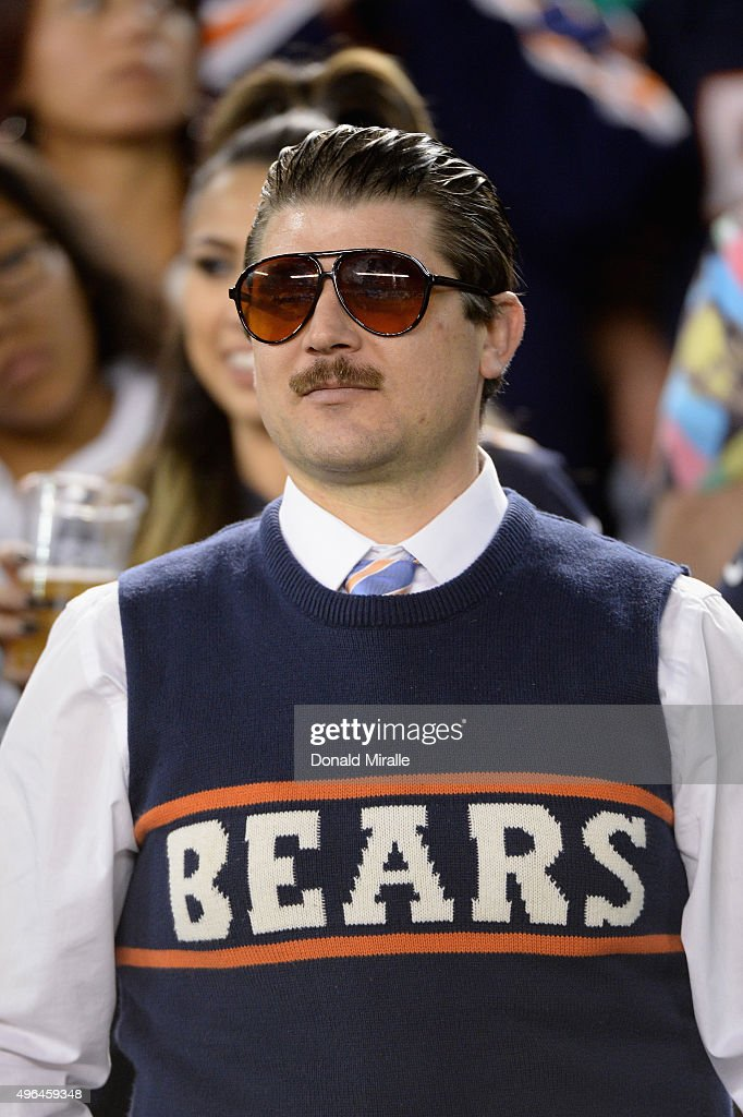 Chicago Bears V San Diego Chargers Getty Images