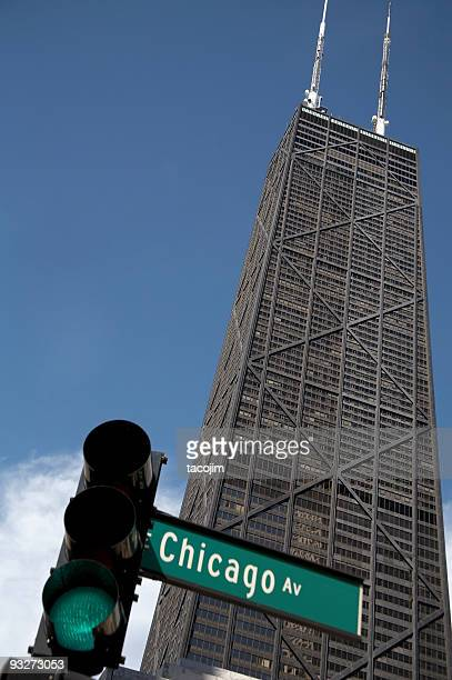 Chicago Buildings - John Hancock