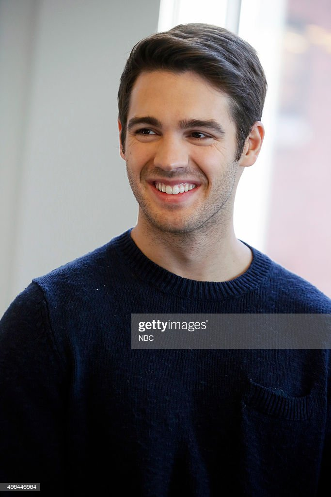 EVENTS 'NBC Chicago Celebration' Pictured Steven R McQueen 'Chicago Fire' at Cinespace Chicago Film Studios on November 9 2015