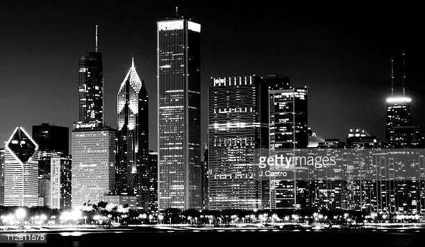 Chicago Famous Cityscape