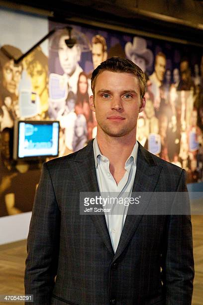 'Chicago Fire' cast member Jesse Spencer attends the 'Chicago Fire' And 'Chicago PD' Cast Photo Call at the Museum of Broadcast Communications on...