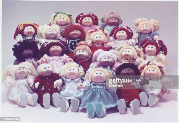 Chicago IL The Cabbage Patch Kids dolls rage of the doll market this holiday season were the objects of nearriots at several department stores as...